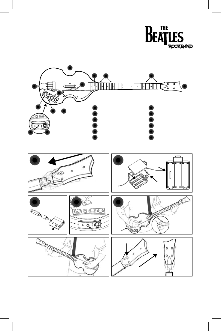 harmonix music systems nwdms3 p9 wii ringo wireless drum user manual. Black Bedroom Furniture Sets. Home Design Ideas