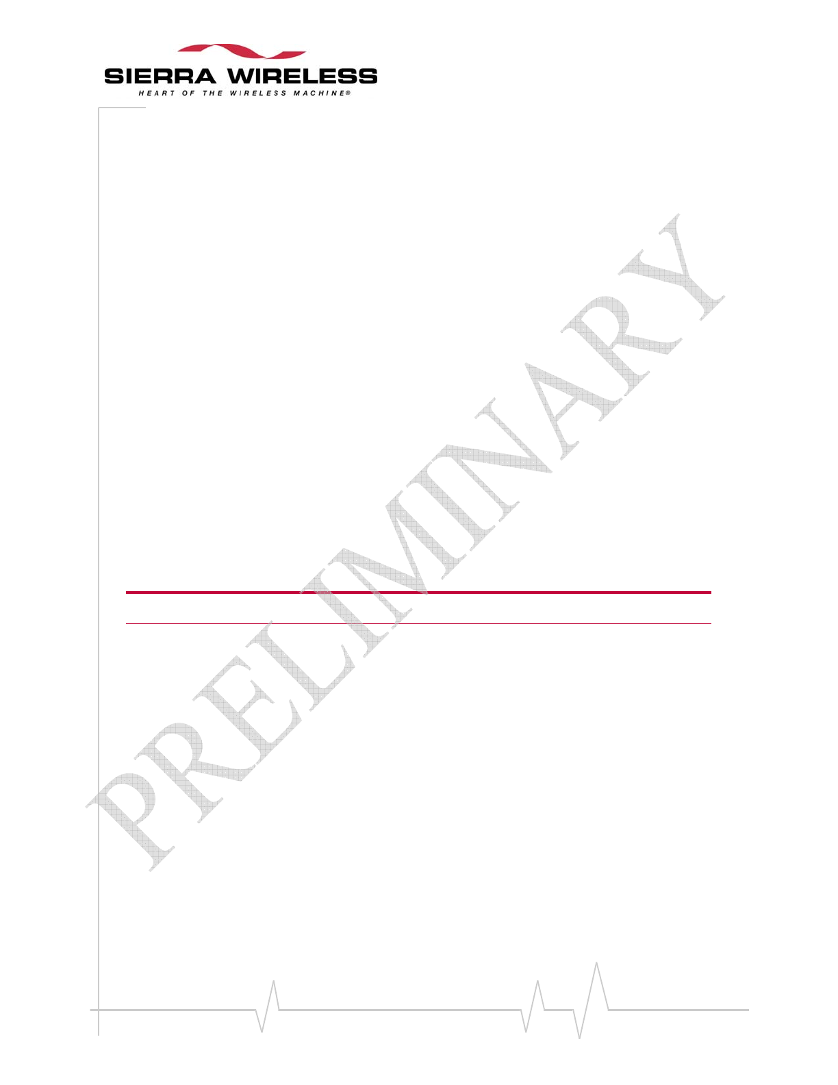 Sierra Wireless WISMO228 MODULE User Manual USERS MANUAL 1