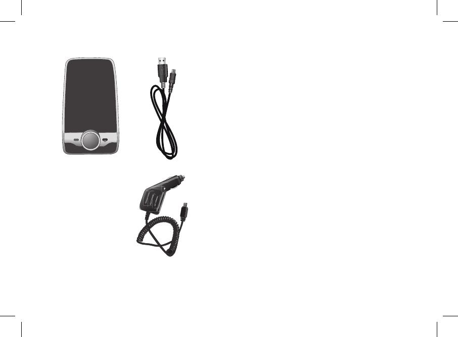 PARROT MYNOS2R3 Bluetooth Handsfree Kit User Manual