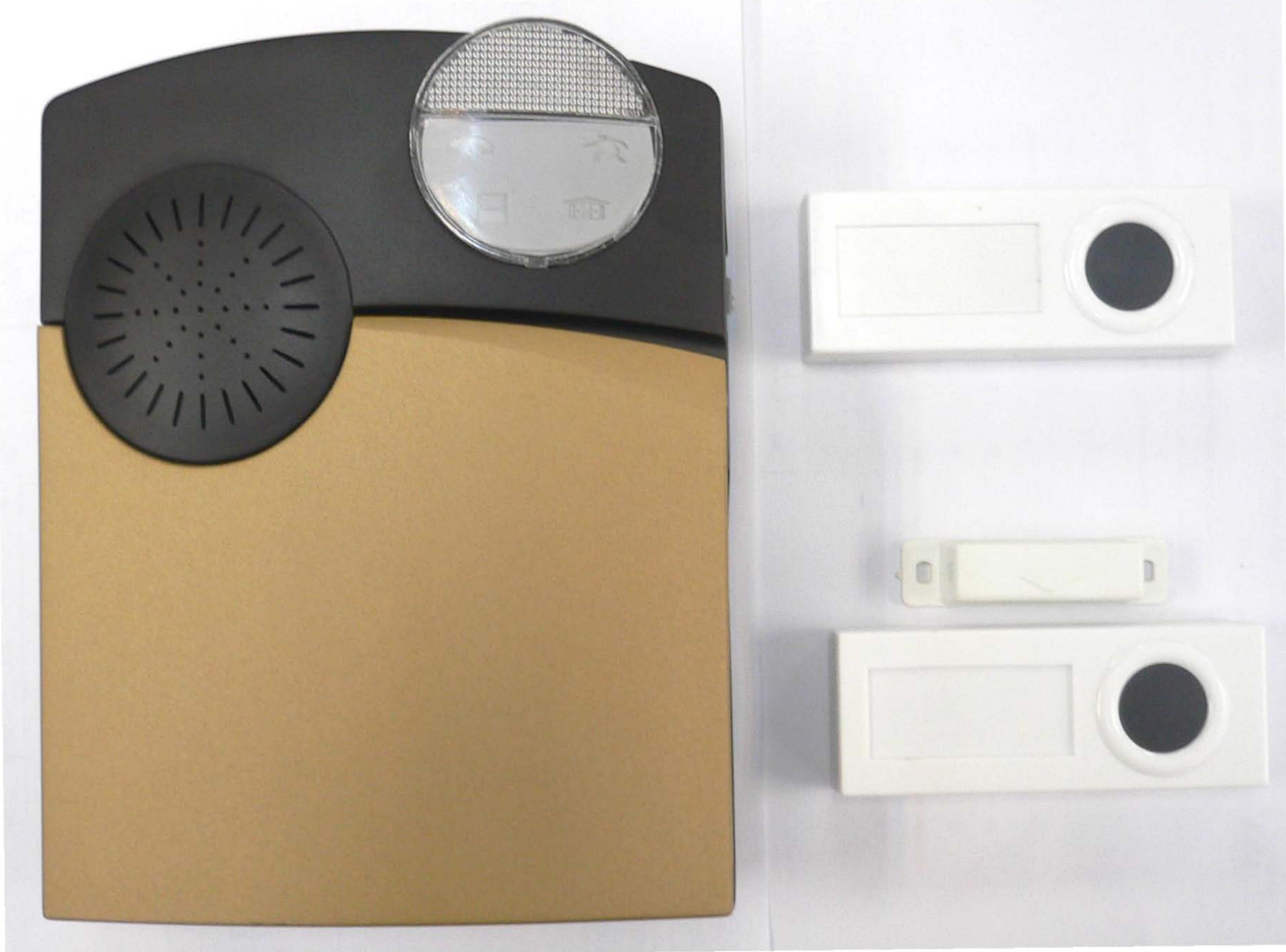Venture Global Dcx 800 Wireless Door Chime User Manual Block Diagram Doorbell Memory Circuit