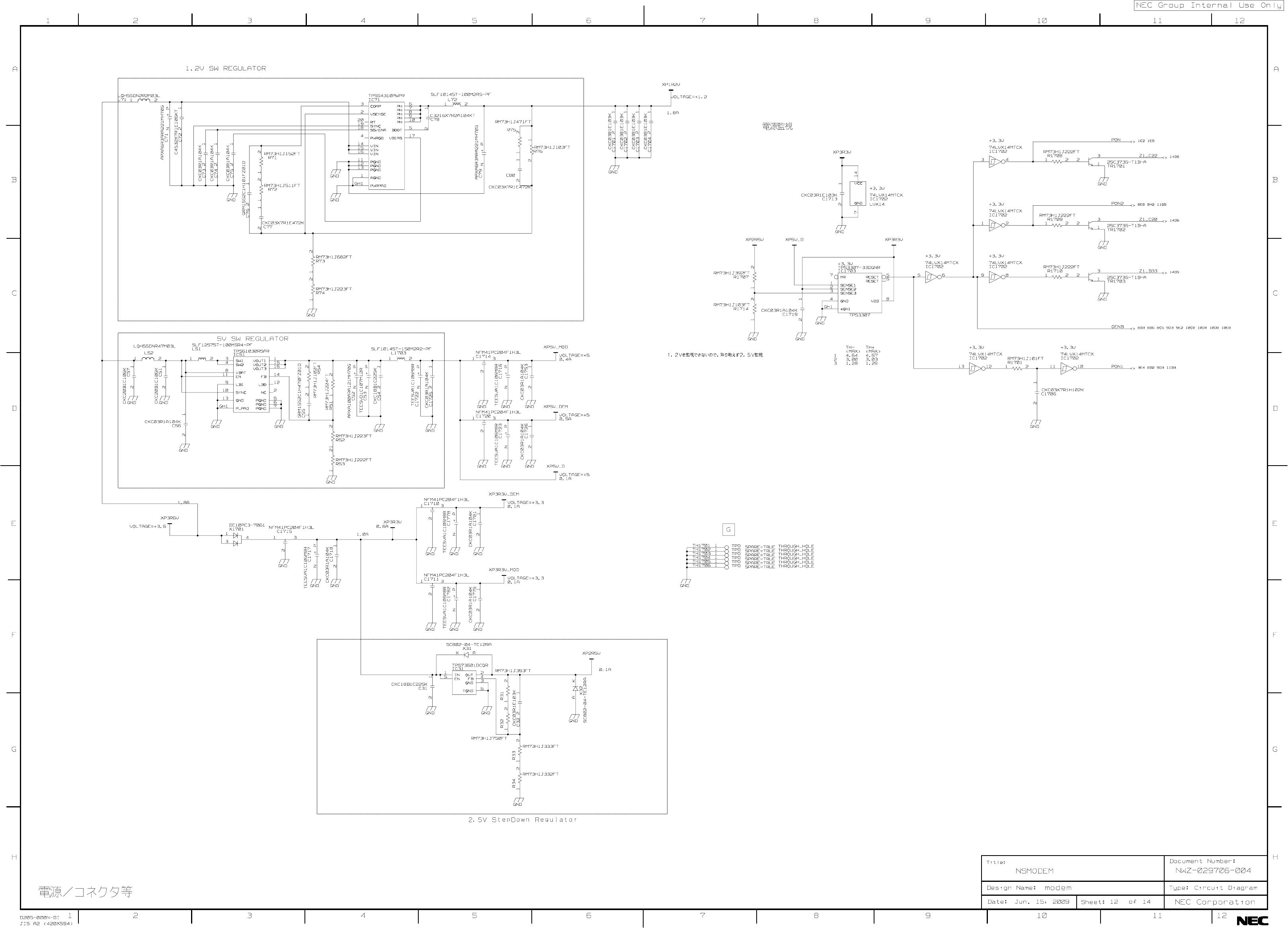 NEC of America 58155N NLite N 5.8 GHz Digital Microwave