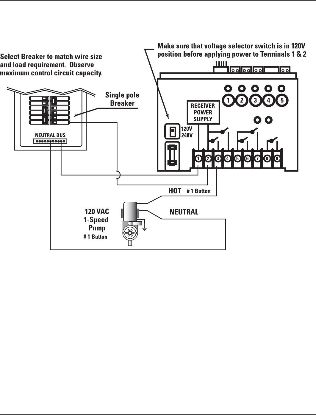 [SCHEMATICS_4PO]  Intermatic PE000953 Hand Held Transceiver User Manual Exhibit D Users Manual  per 2 1033 b3 | Hot Tub Electrical Wiring Diagram 120vac |  | UserManual.wiki
