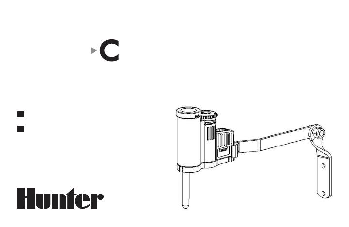 Hunter WRCE WRClik Transmitter User Manual