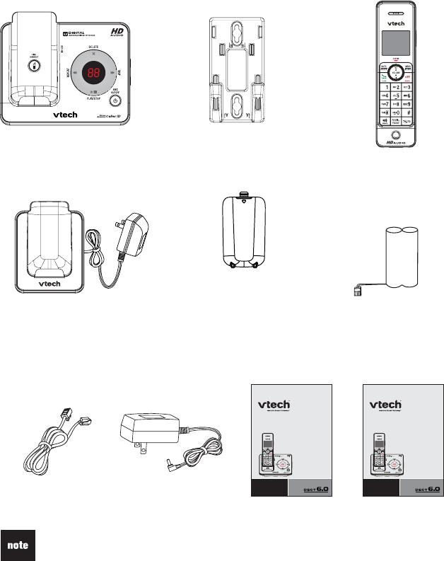 VTech Telecommunications 80-7723-00 1.9GHz Cordless Phone