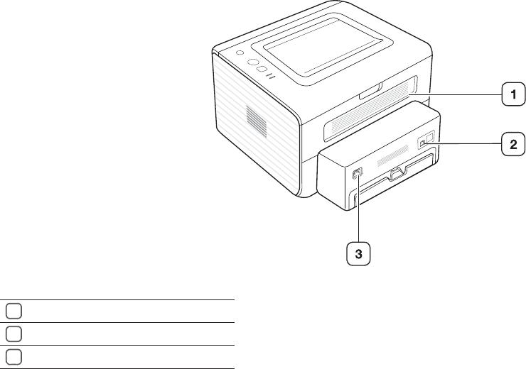 Samsung Electronics Co ML2545 Mono Laser Printer User