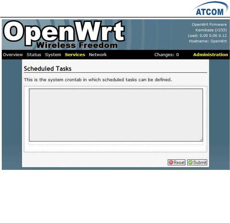 ATCOM TECHNOLOGY ATCOMATAMP01 WiFi Mesh ATA User Manual