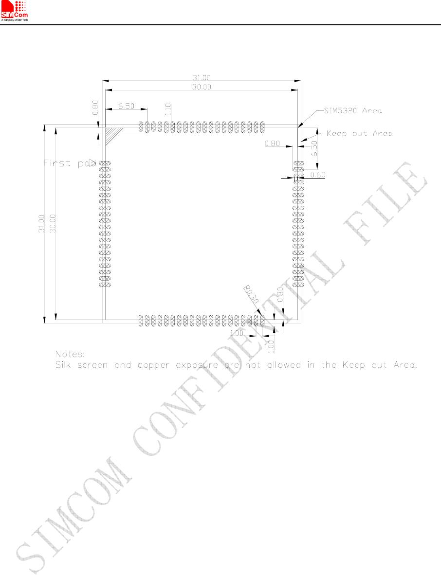 Simcom 1103022011009 Wireless Module User Manual SIM5320AD