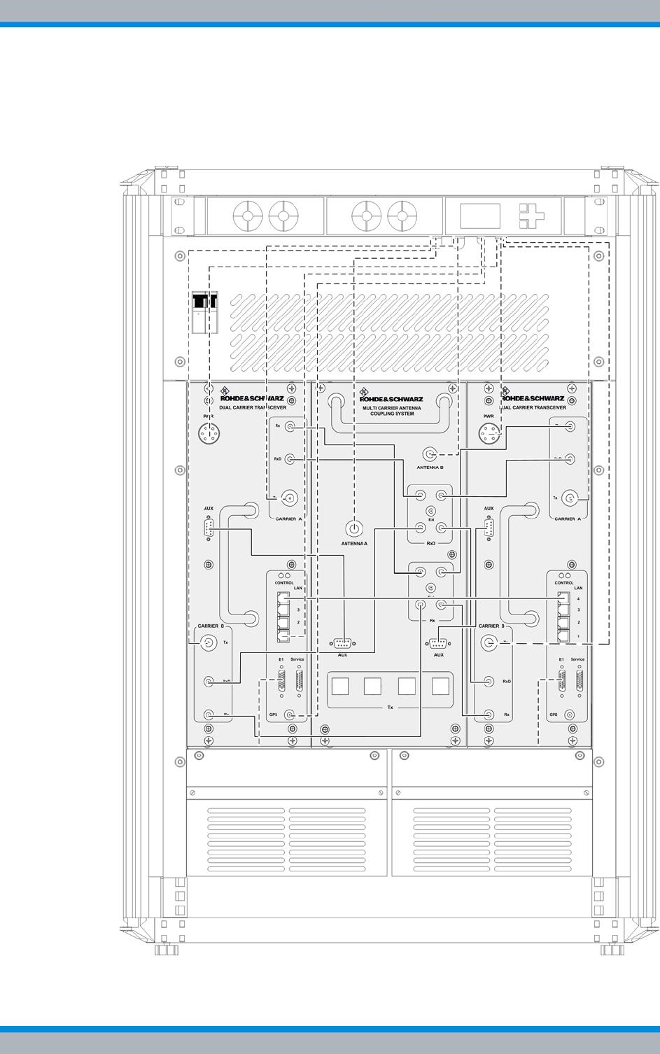 Hytera Mobilfunk Tib500800 Tetra Indoor Base Transceiver User Manual Fadal Wiring Diagrams