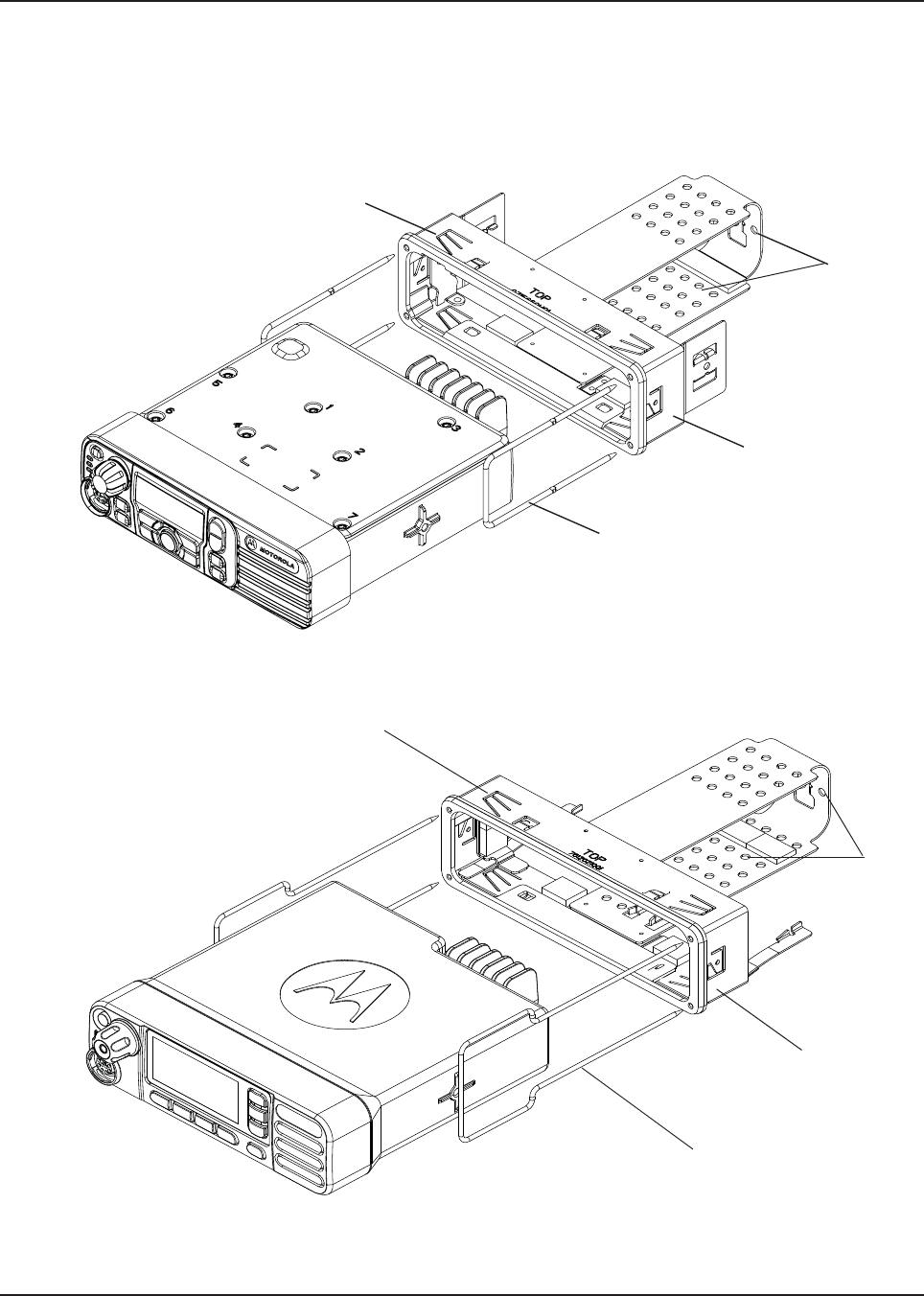 Motorola Solutions 99FT3086 Mobile Transmitter User Manual