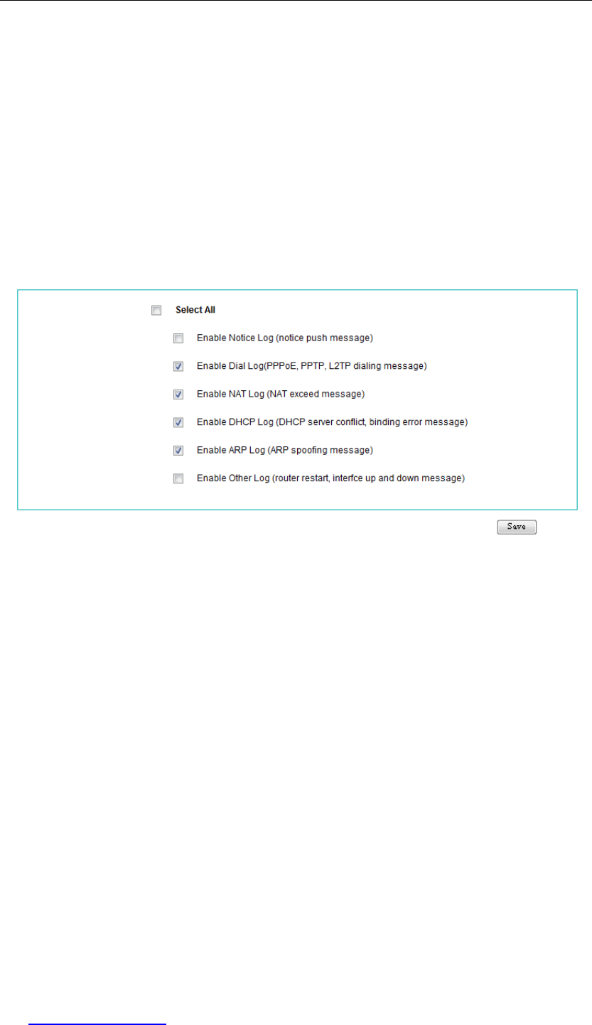 UTT TECHNOLOGIES REG01-UTT Router User Manual