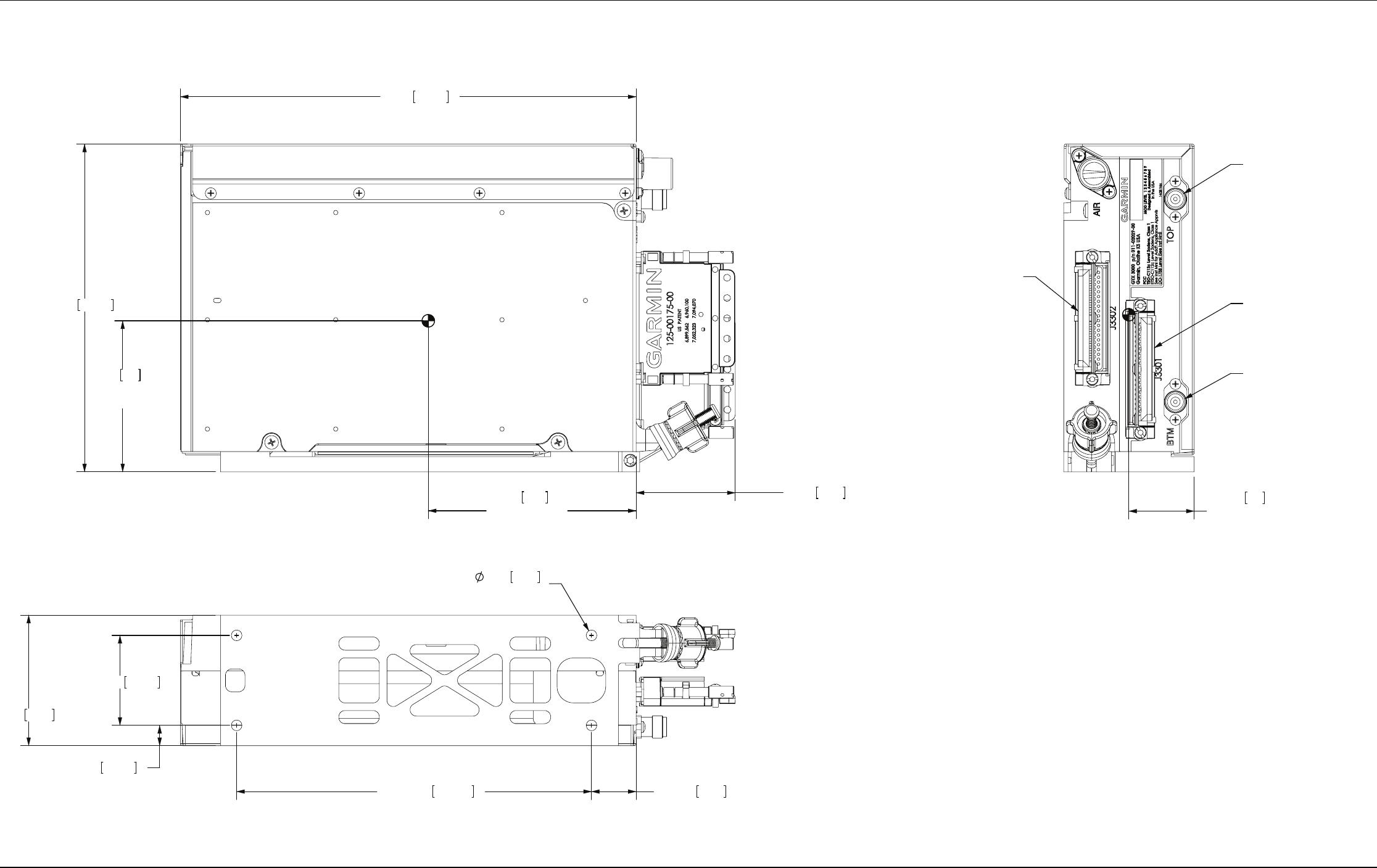 Garmin 01443 LICENSED NON-BROADCAST AERONAUTICAL TRANSMITTER User