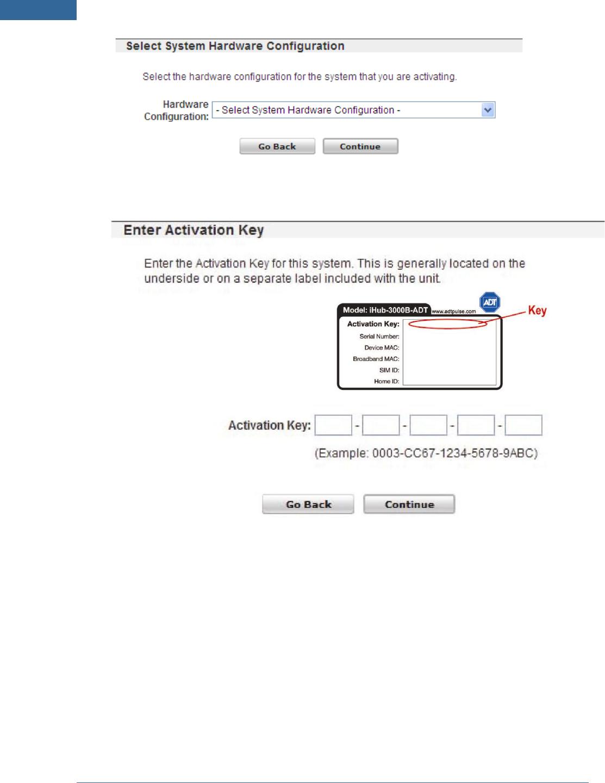 Icontrol Networks Ihub3001b Home Monitoring Gateway User Manual