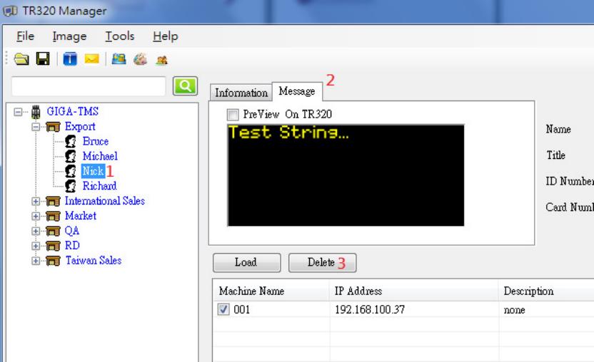 GIGA TMS TR320 TIME RECORDER User Manual TR320UserManual
