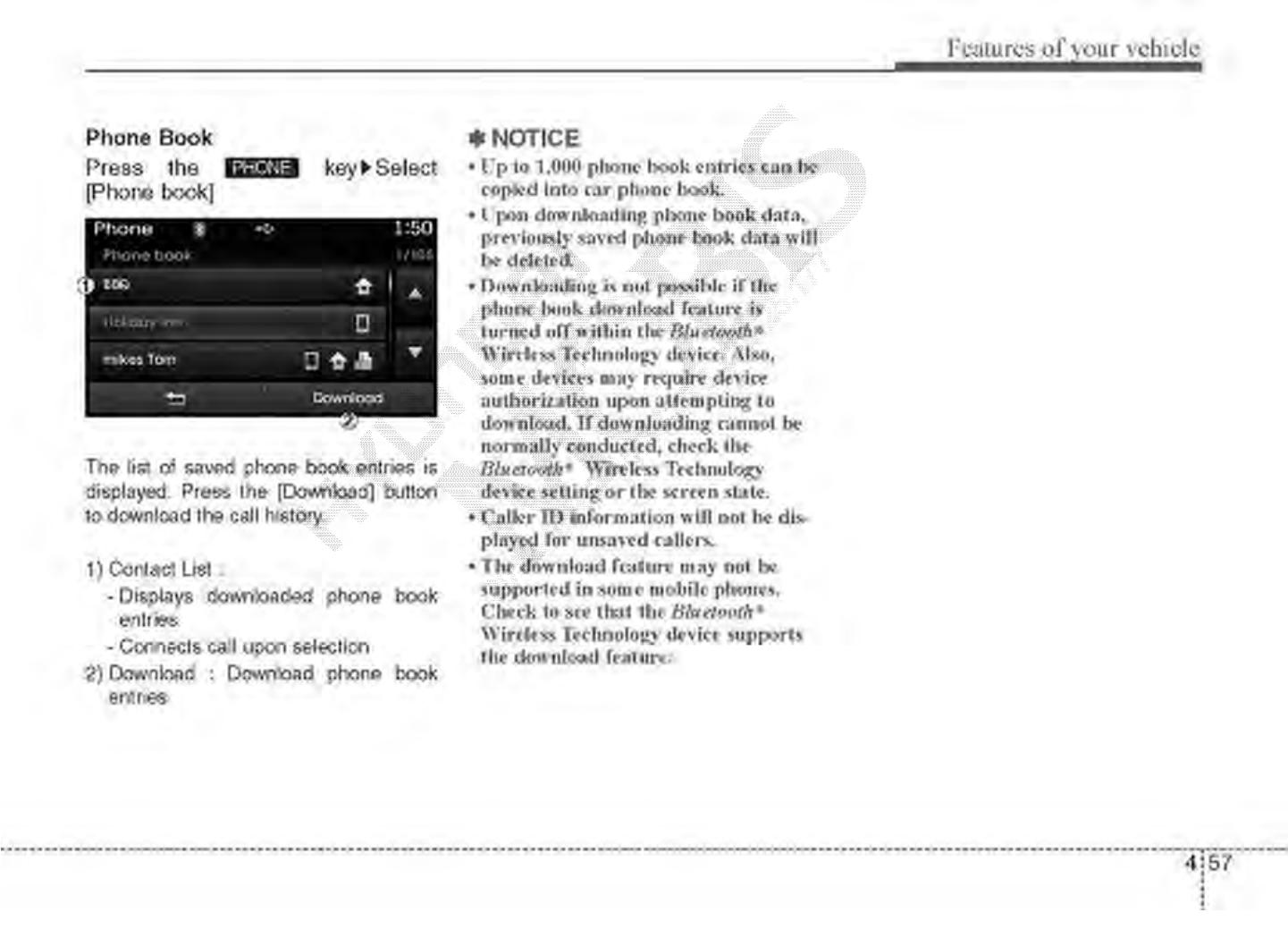 HYUNDAI MOBIS AC140INAN CAR AUDIO User Manual 2 of 3