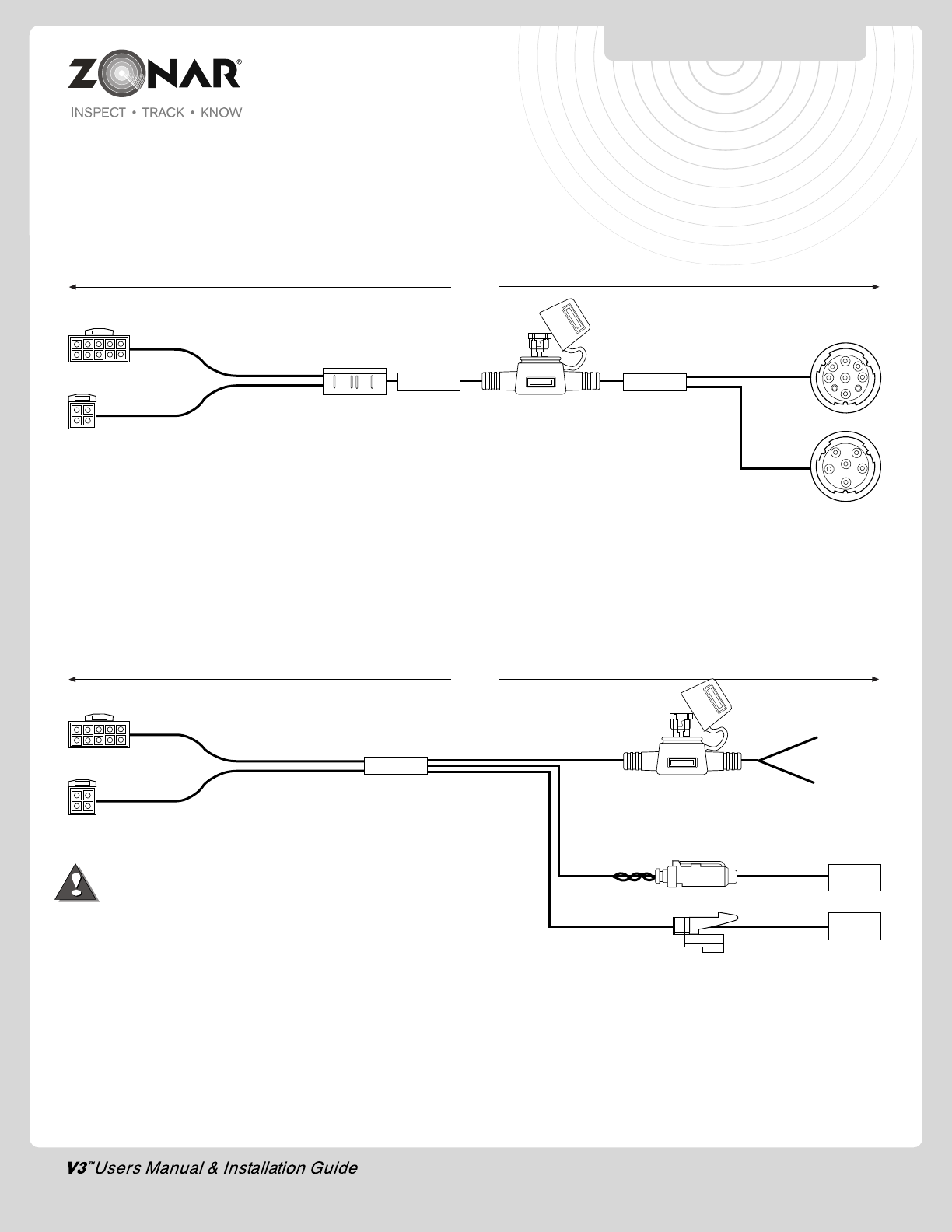 Zonar Systems V3 V3 User Manual Final Version on cadec wiring diagram, gps wiring diagram, peoplenet wiring diagram, qualcomm wiring diagram,
