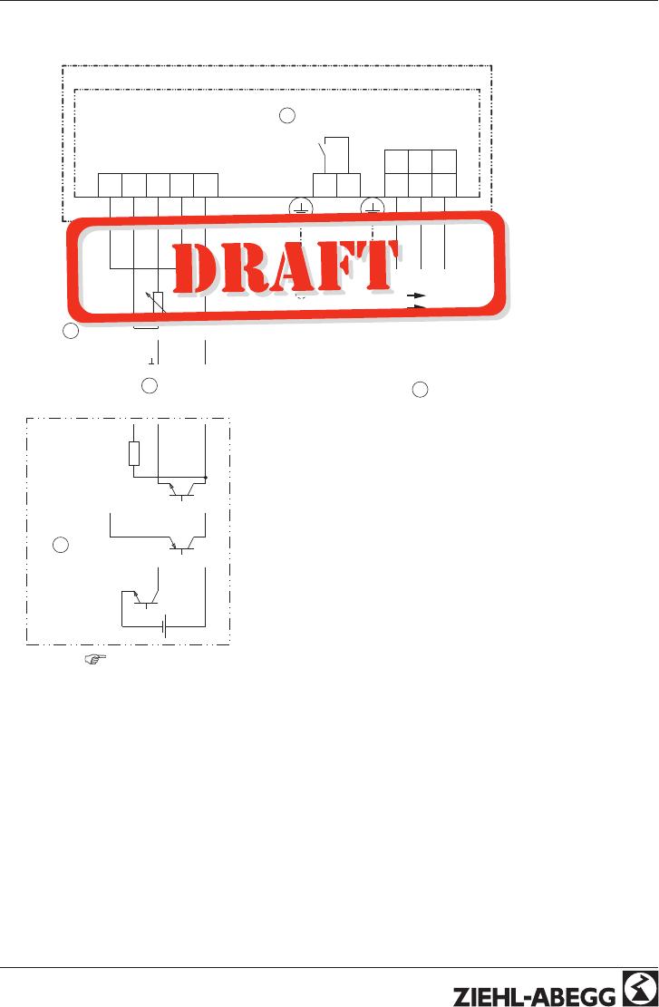 Ziehl Abegg Se Ammodbusw Rf Module Am Modbus W User Manual International B275 Wiring Diagram 92 Connection