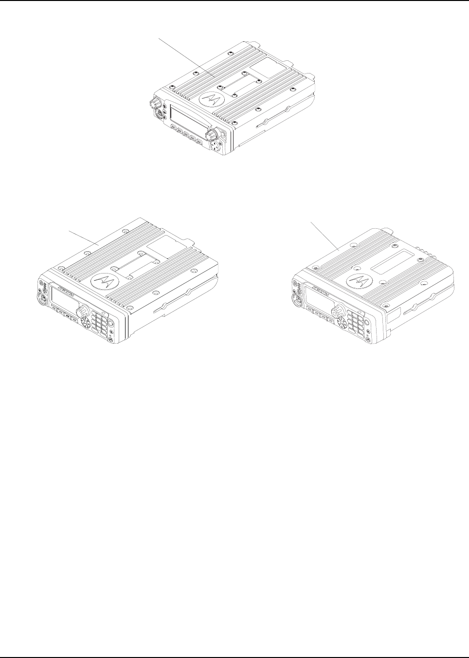 Motorola Solutions 92FT3826 Mobile 2-Way Radio User Manual