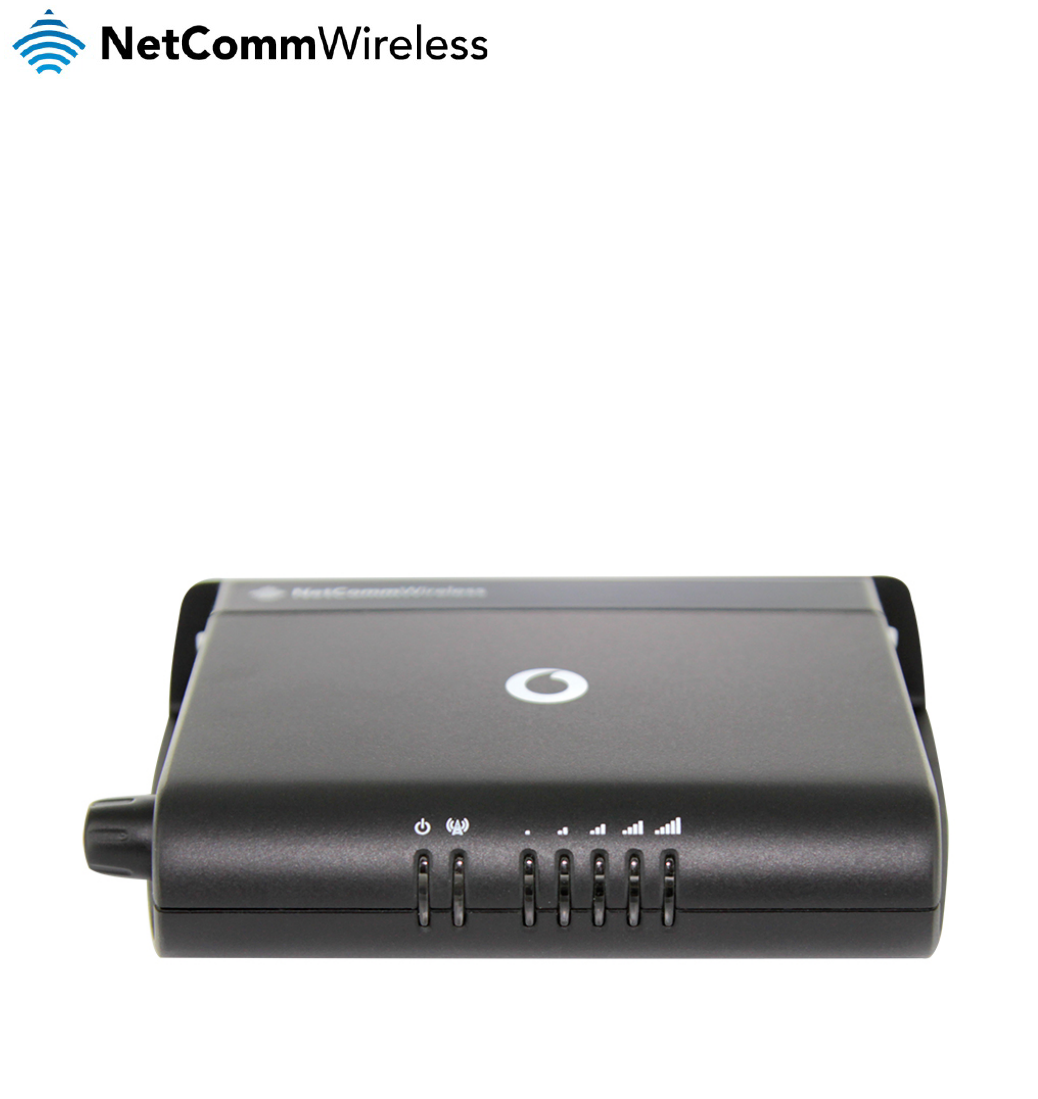 NetComm Wireless NWL10 VODAFONE MACHINELINK 3G User Manual