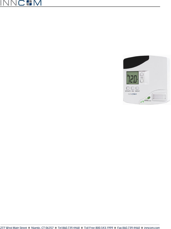 inncom 202150txr thermostat user manual e528 product guide v7 0 pg  inncom wiring diagram #50