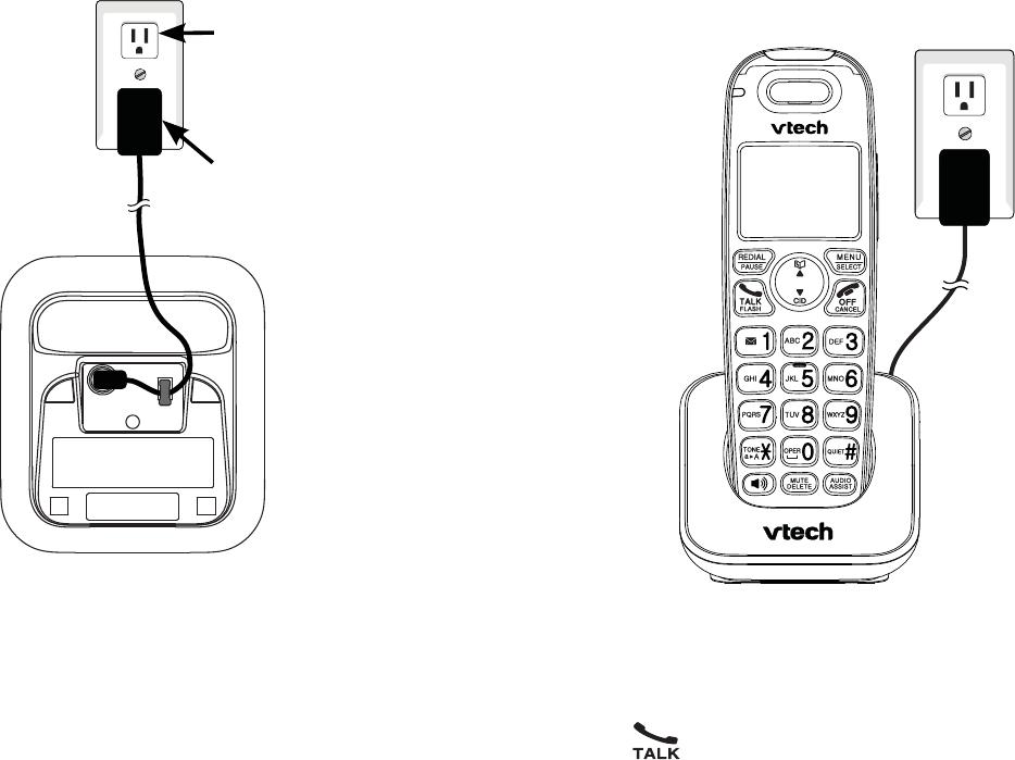 VTech Telecommunications 80-9039-00 1.9GHz Digital
