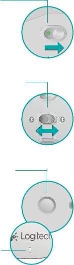 Logitech Far East MR0044 Bluetooth Mouse User Manual
