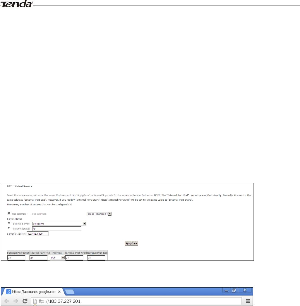 TENDA TECHNOLOGY D152 Wireless N150 ADSL2+ Modem Router User Manual