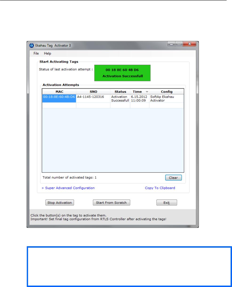 AiRISTA Flow B400 Wi-Fi Location Tag User Manual B4