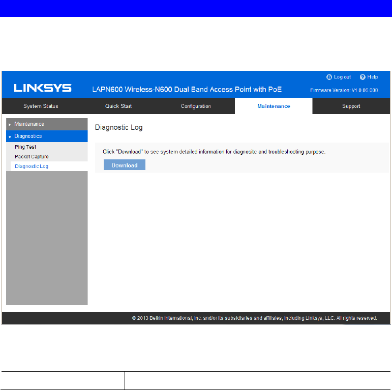 LINKSYS LAPN600 Wireless-N600 Dual Band Access Point with