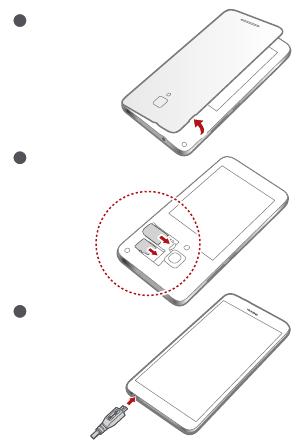 Huawei Technologies MT2-L03 Smart Phone HUAWEI Ascend Mate