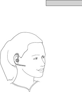 GN Audio USA BTE7 Jabra BTE7 Bluetooth Headset User Manual