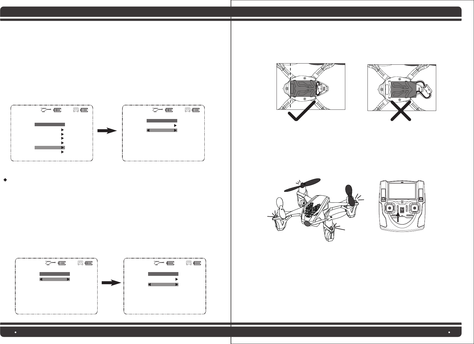 Hubsan Hbs H107dtx Transmitter User Manual H107 V2 20120905 Wiring Diagram The X4 11the X414