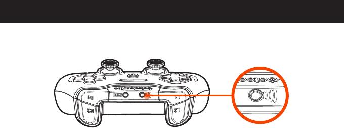 SteelSeries ApS GC-00001 Stratus XL Gaming Controller User