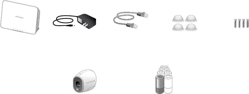 Netgear orporated 14200265 Arlo Camera User Manual
