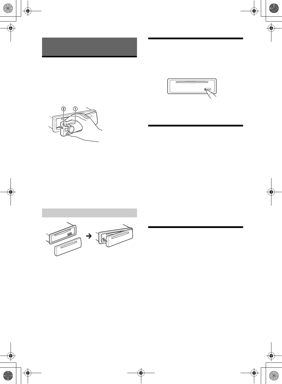 Sony Mex N4100bt Plug Wiring Diagram Xplod Color Code N5100bt Harness Mexn4100bt Bluetooth Audio System User Manual On