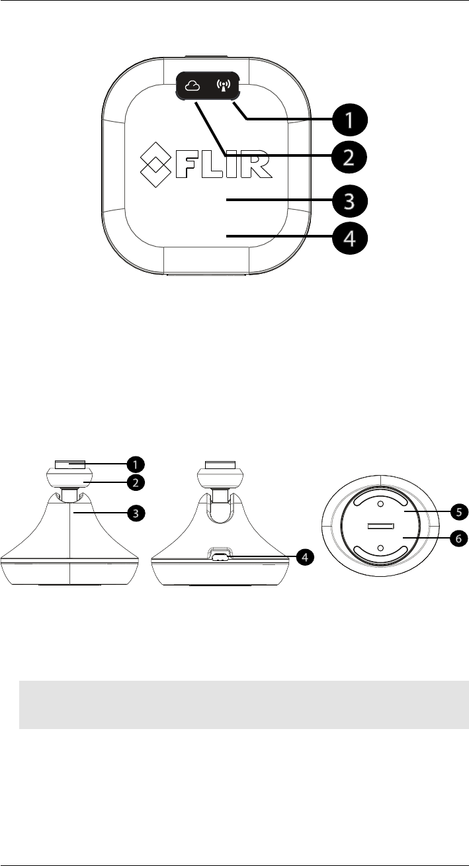 Lorex Technology FXV101 IP wireless camera User Manual