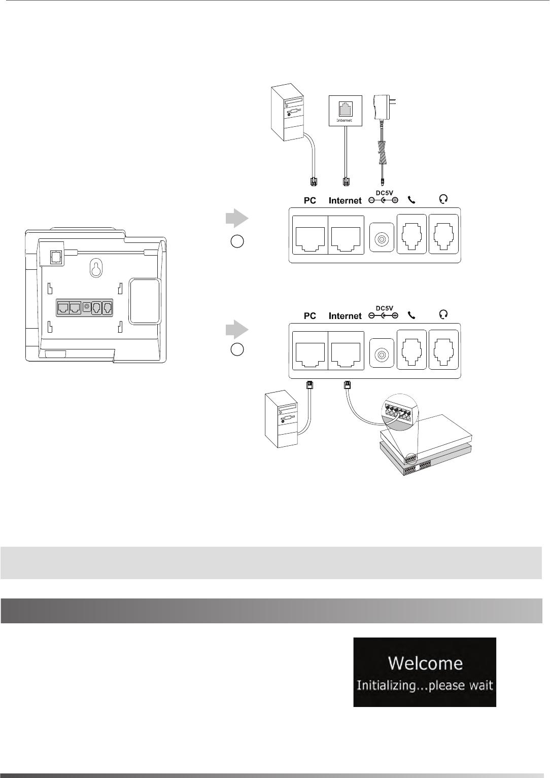 YEALINK T61P IP Phone User Manual SIP T61 T61P T61G Quick