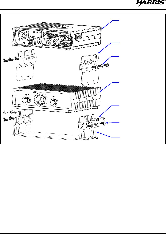 Harris RF Communications Division XG-100LPA XG-100LPA Low