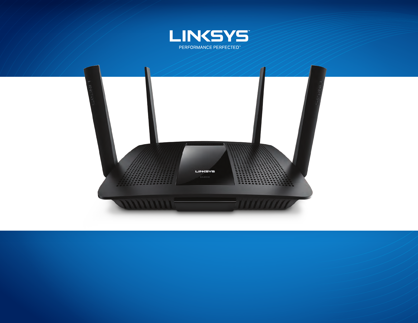 LINKSYS EA8500 LINKSYS DUAL-BAND WIRELESS-AC ROUTER User Manual