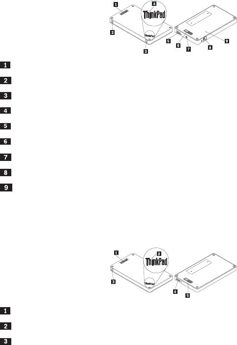 Lenovo S123 ThinkPad Stack Bluetooth Speaker User Manual