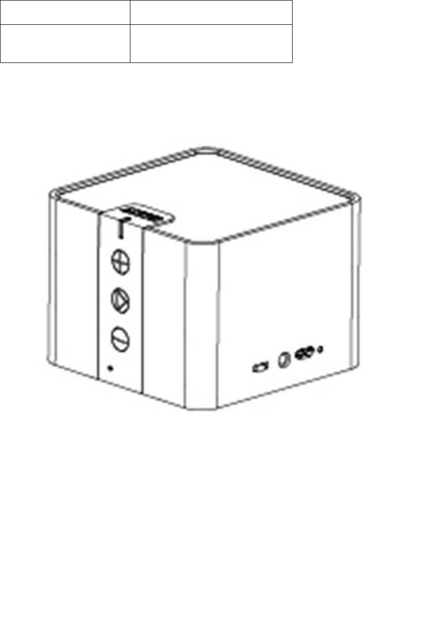 Anker Technology A7908 Bluetooth Speaker User Manual Manual