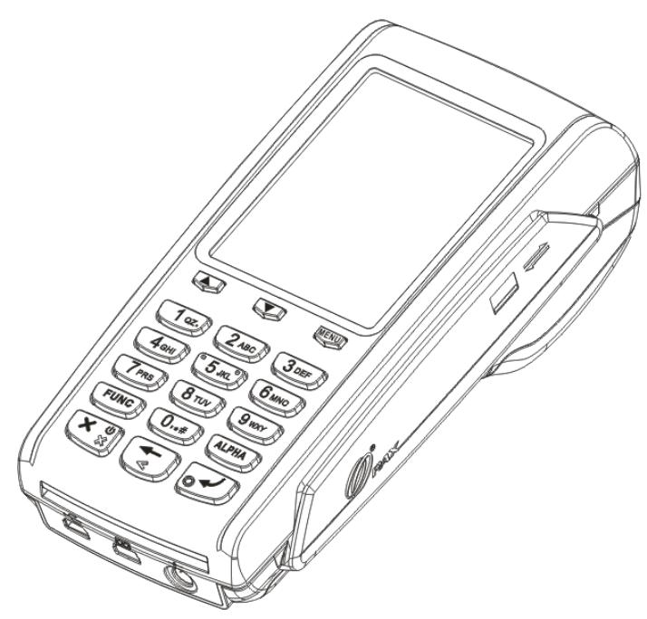 PAX Technology S900 Wireless POS Terminal User Manual