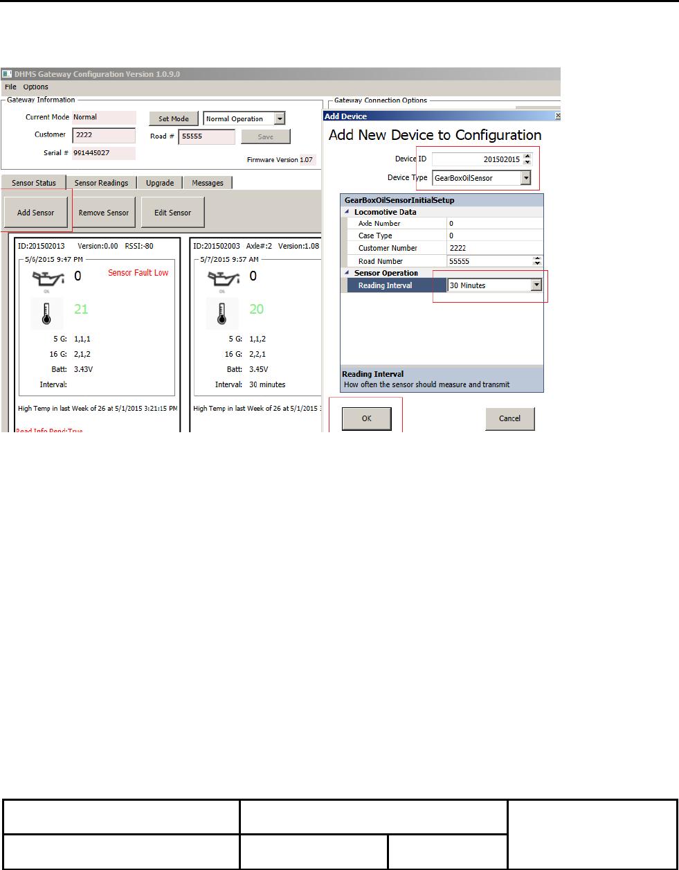 GE Transportation 84A237140 Gateway User Manual Device PS