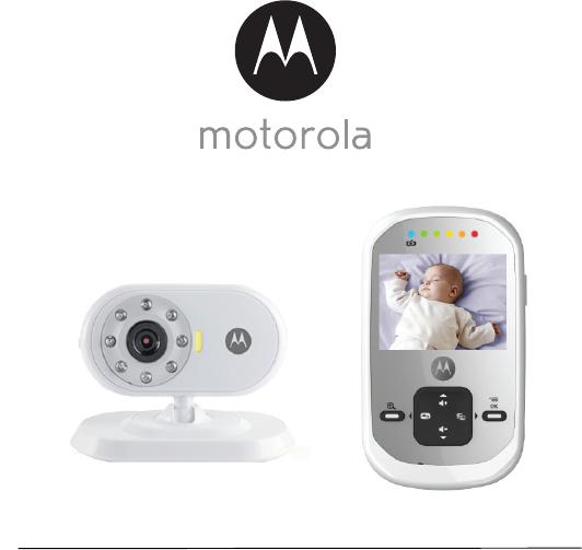 binatone electronics mbp622pu 2 4ghz baby monitor parent unit user rh usermanual wiki motorola baby monitor manual mbp483 motorola baby monitor manual 33xl