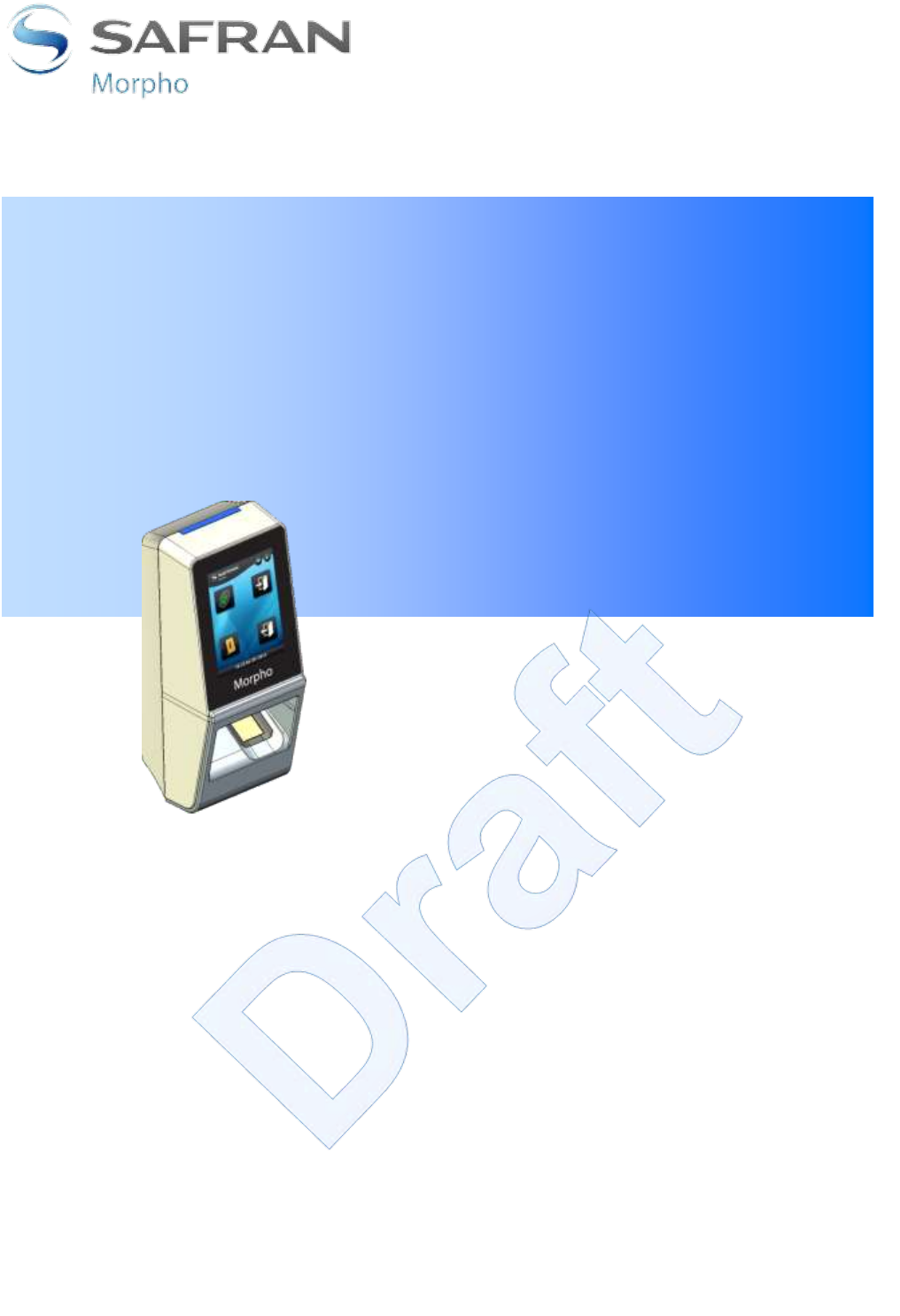 IDEMIA Identity and Security France MPHAC001B Control Access
