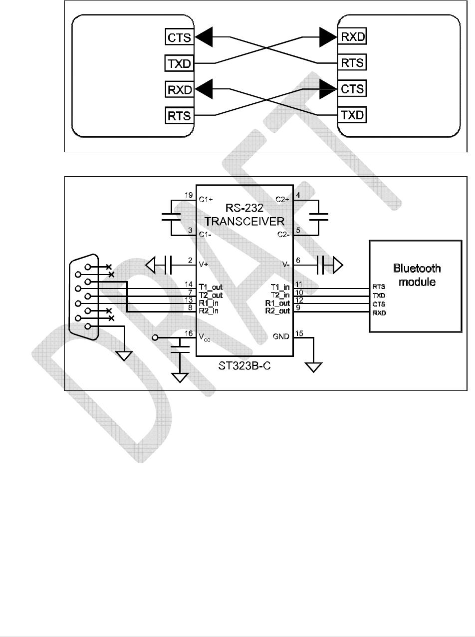 St Microelectronics S R L Spbt40dp Bluetooth Dual Radio Transceiver Circuit Diagram 14 P A G E