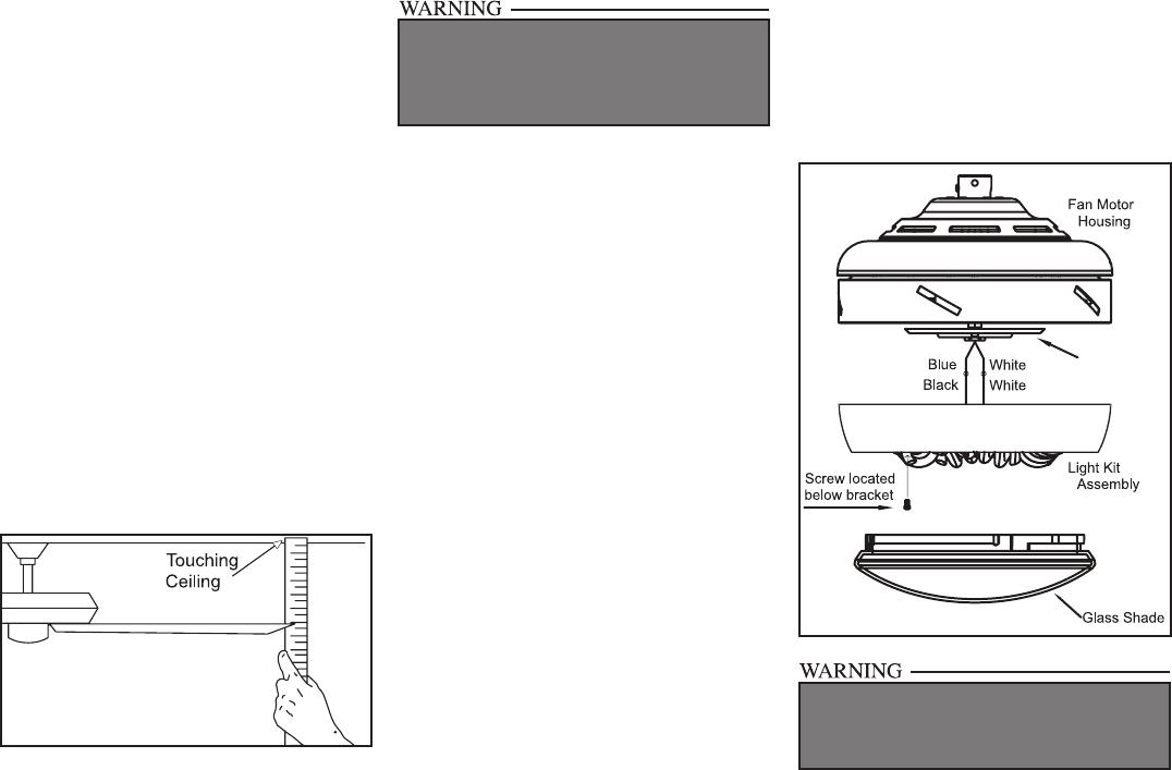 King of Fans 54WWDC 54 inch Windward II User Manual Fans Diagrams Hampton Wiring R on
