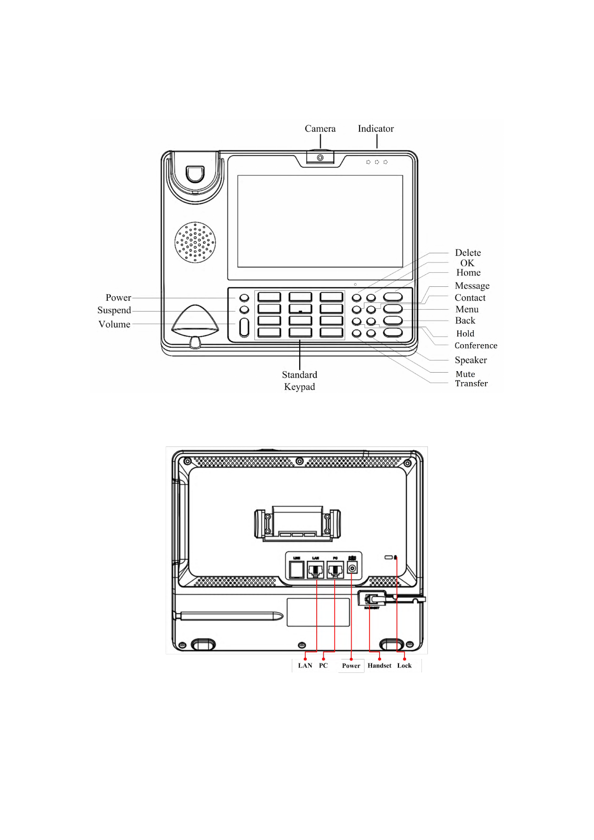 AKUVOX VPR47P SIP IP Phone User Manual
