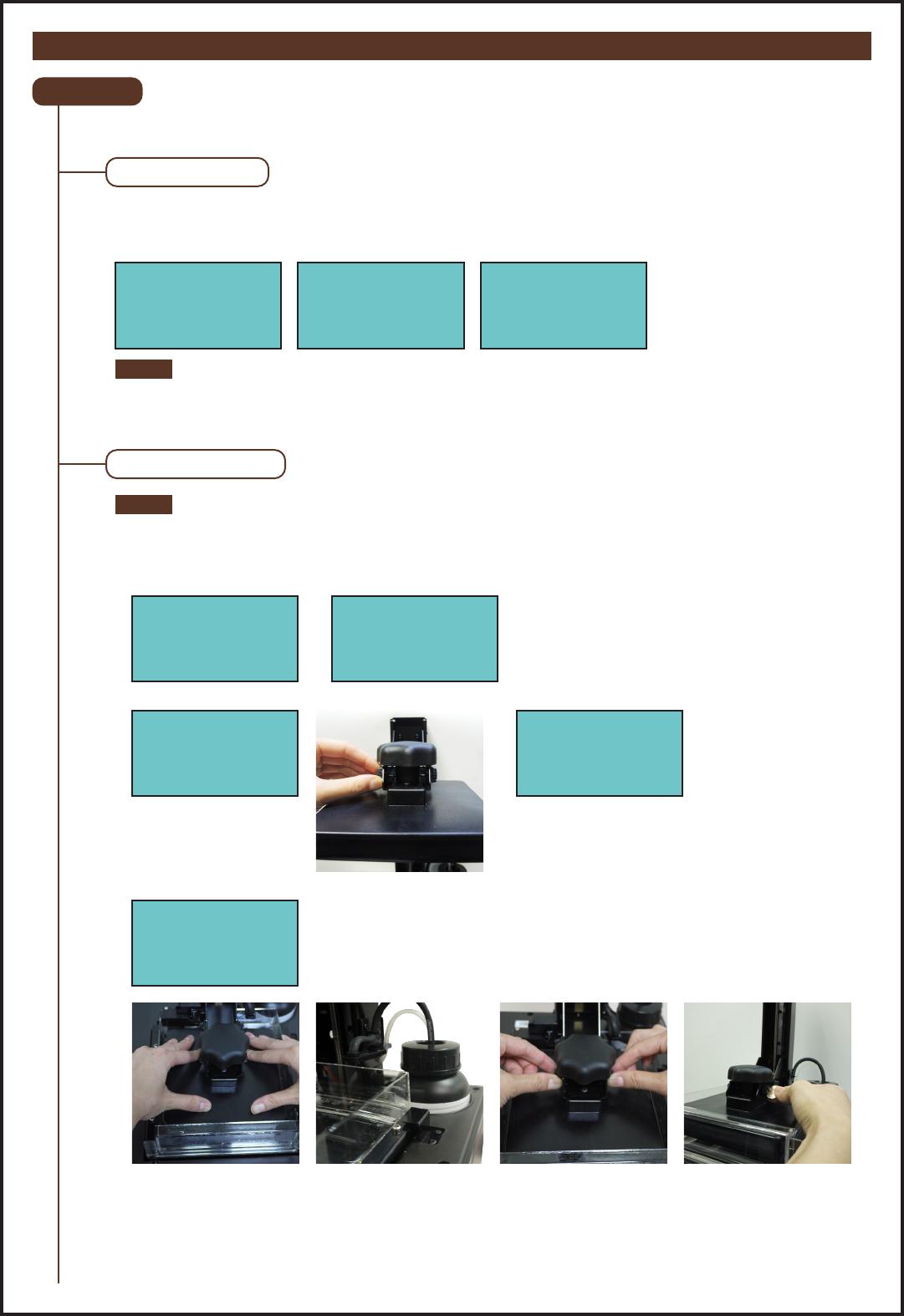 XYZprinting 3L10A 3D Printer User Manual NOBEL 1 0A EN V1