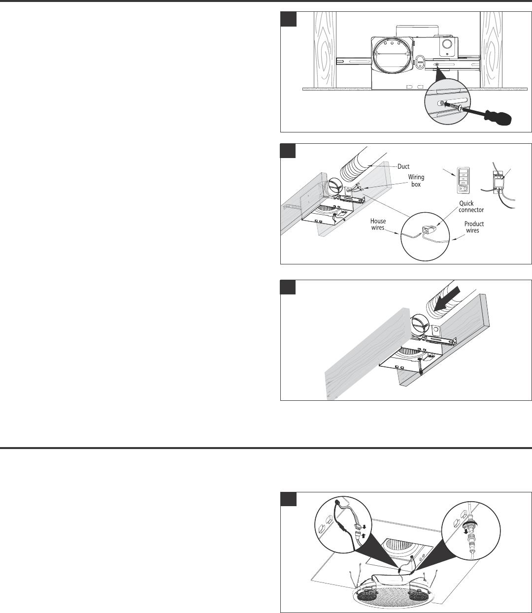 Homewerks Worldwide 7130-02-BT ventilating bath fan with ... on