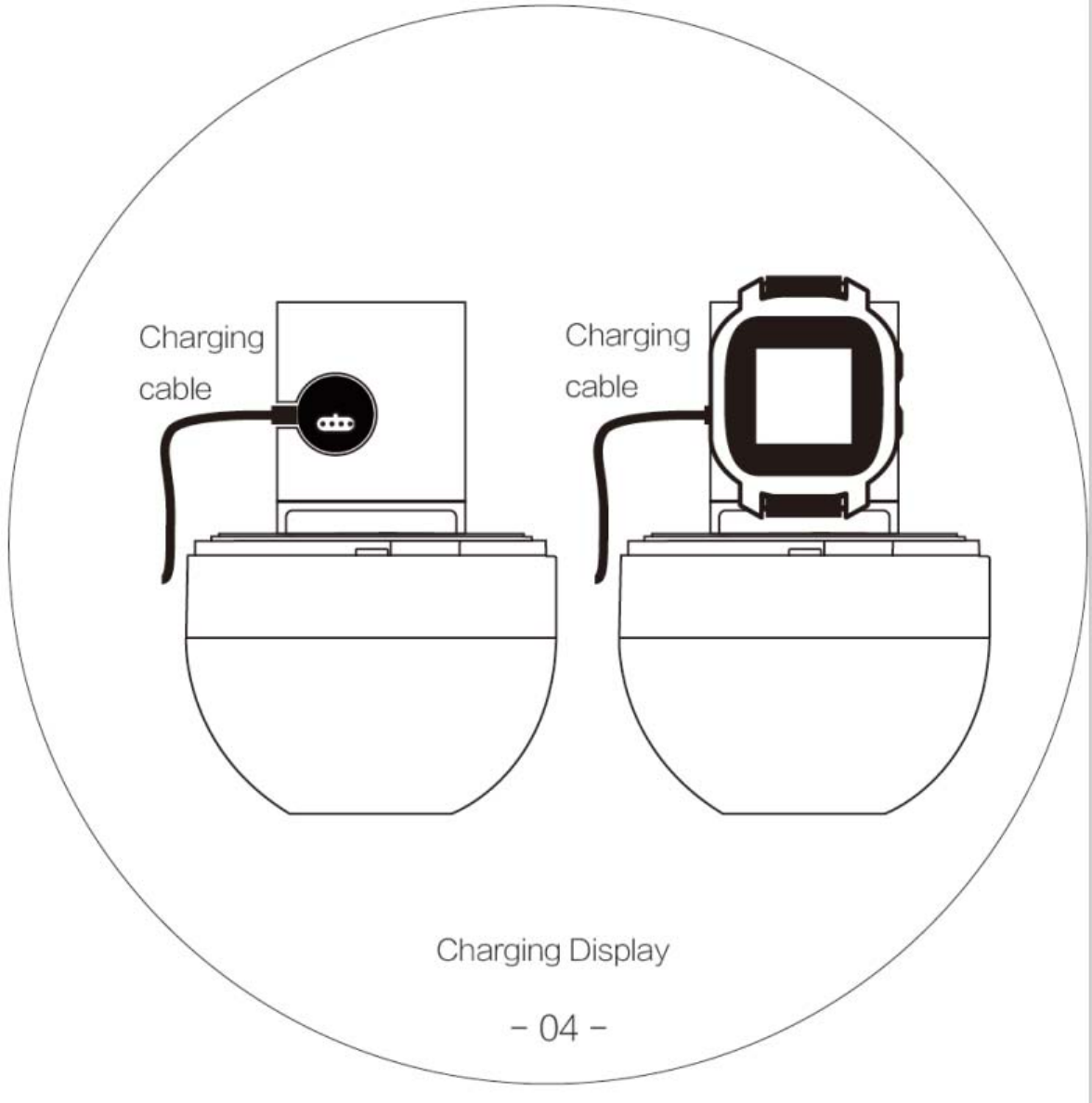 PayQi Digital Technology PQ708 QQ Watch User Manual